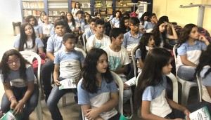 08.08.17.Escola Municipal Aldemir Martins