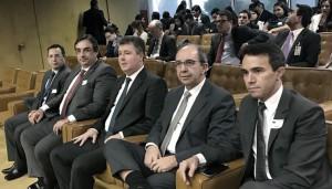Plácido Rios acompanha sessão no STF