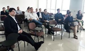 Público do workshop em Juazeiro do Norte.