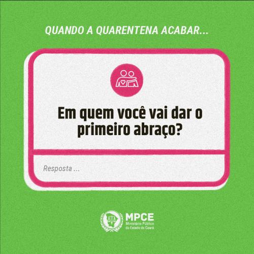 Quarentena - Afeto - MPCE-01