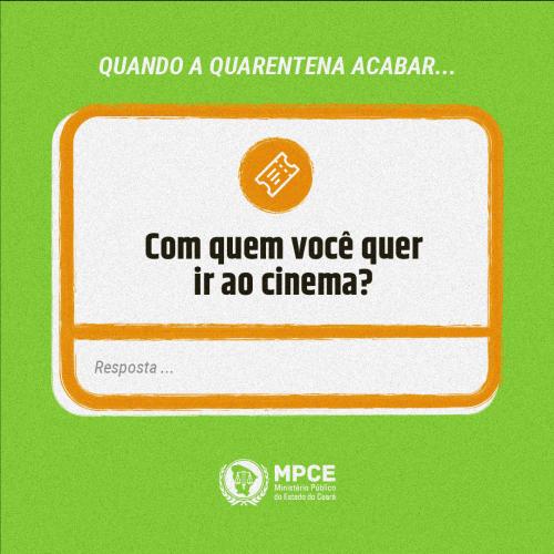 Quarentena - Afeto - MPCE-03