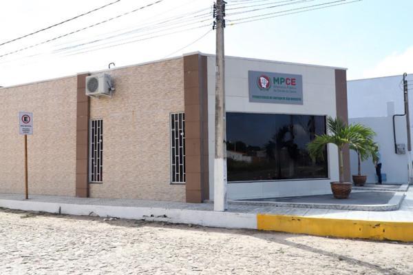 Inauguração Sede Promotoria de Justiça de São Benedito