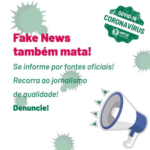 Campanha contra Fake News