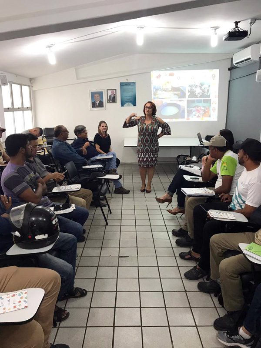 Palestras do Propoa em Maracanaú e Canindé