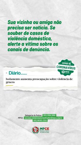 NUPROM - Violência Doméstica
